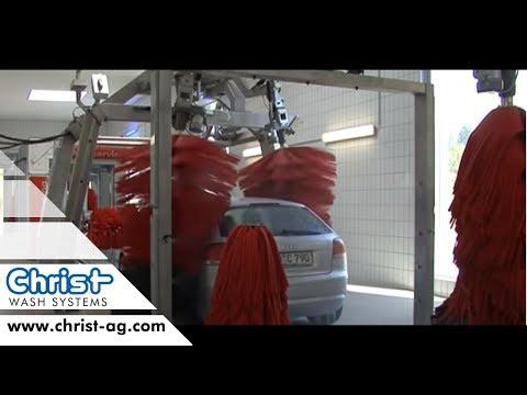 Hybrid-Waschstraße - deutsch - CHRIST WASH SYSTEMS