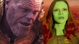 The Real Truth of Why Thanos Sacrificed Gamora In Avengers Infinity War