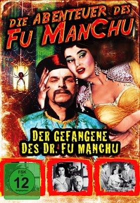 Die Abenteuer des Fu ManChu Der Gefangene des Dr. Fu ManChu