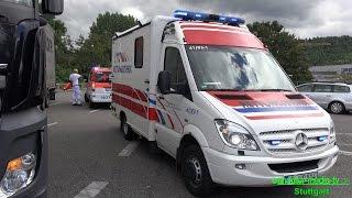 kurzbericht lkw contra smart kreuzungsunfall polizei rettungsdienst im einsatz e