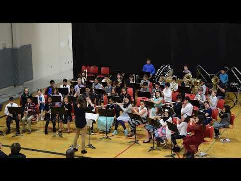 Redmond Elementary Schools - 2nd Year Adv. Band (AMBER SKIES)