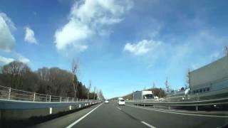 [車載動画]国道4号線 福島南バイパス(NEX-5,VCL-ECF1)