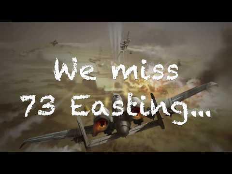 We miss 73 Easting... [#WeWant73Easting] - Red Crucible Firestorm