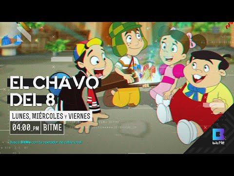 El Chavo Animado en BitMe