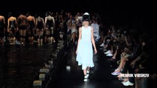 HENRIK VIBSKOV SPRING SUMMER 2015, COPENHAGEN - OFFICIAL VIDEO