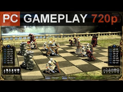 Battle vs Chess PC Gameplay (720p)