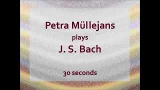Petra Müllejans, 30 seconds