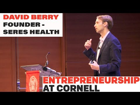 David Berry - Founder of Seres Health