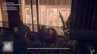 HITMAN 2 walkthrough gameplay part 4 lets bust a ghost in (chasing a ghost )