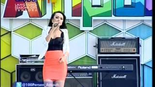 ZASKIA Live At 100% Ampuh (30-09-2012) Courtesy GLOBAL TV MP3