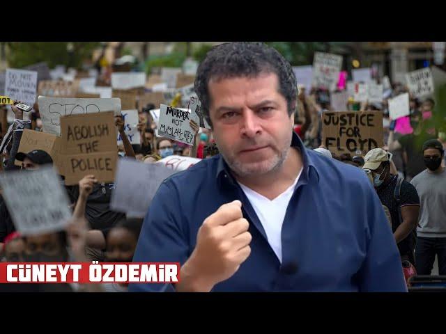 ABD SARSILIYOR, ADALET YOKSA HUZUR DA YOK! - Cüneyt Özdemir
