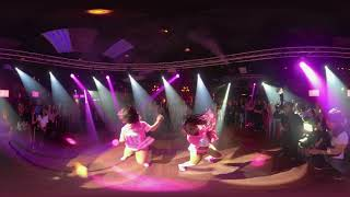 WOMANITY DC Dance Performance 360° VR Video At THE SALSA ROOM