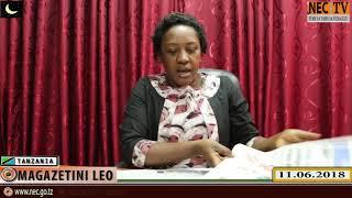Video SAMIA, ASKOFU SHOO WAFUNGUKA MAZITO - LEO MAGAZETINI download MP3, 3GP, MP4, WEBM, AVI, FLV Oktober 2018