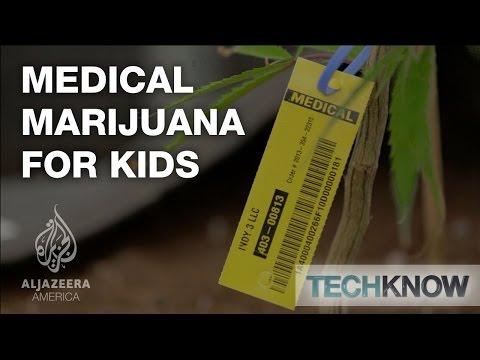 Medical Marijuana for Kids - TechKnow