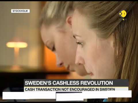 Sweden to become cashless soon: Cash transactions not encouraged in Sweden
