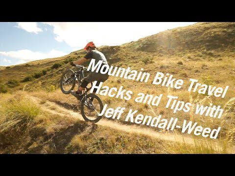 Mountain Bike Travel Hacks