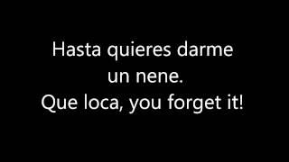 Ñejo - Ahora Tu Quieres Volver Ft. Jenny Lee (Lyrics - Letra)