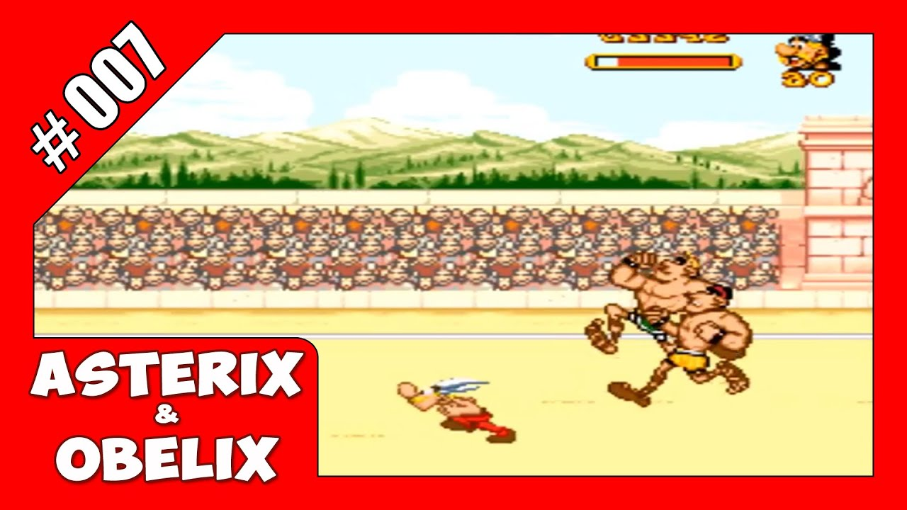 asterix obelix spiele