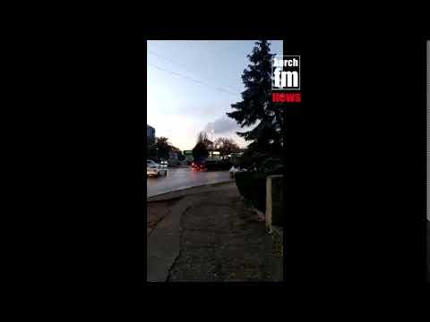 Kerch.FM: В Аршинцево проехали БТРы
