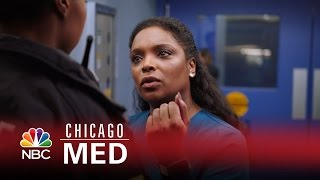 Chicago Med - You're Under Arrest, Maggie (Episode Highlight)