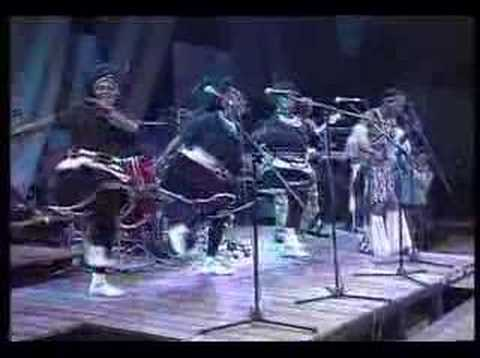 Tribute mahlathini and the Mahotella Queens
