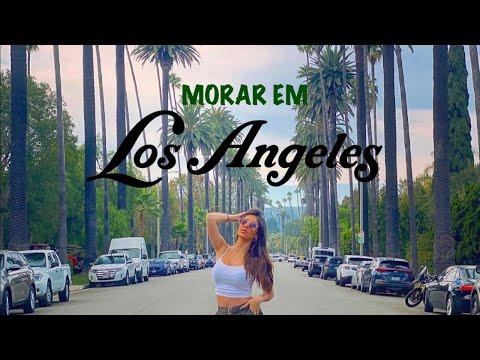 COMO É MORAR EM LOS ANGELES CALIFORNIA? Vantagens & Desvantagens | For Brazilians