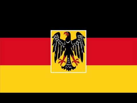 """Deutscher Militärmarsch """"Hoch"""
