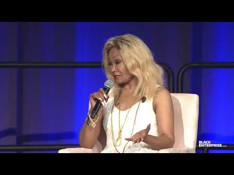 Janice Bryant Howroyd on working with family in business - Black ...