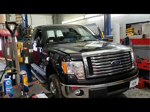 Ford F150 has power but wont start - how to fix -