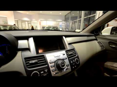 2009 Acura RDX Technology NAV (stk# 3068A ) for sale at Trend Motors Used Car Center in Rockaway, NJ