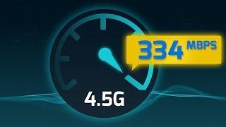 4.5G Hızını Test Ettik! (334 Mbps Gördük) thumbnail