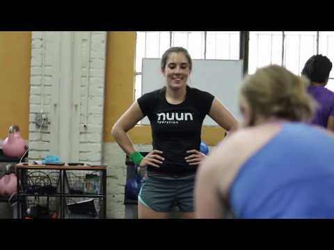 nuun staff takes on Seattle Kettlebell Club 21 Day Challenge (Pt 2)