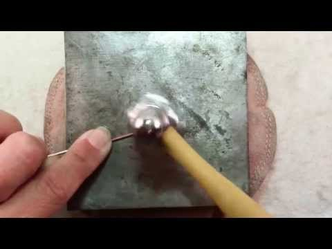 What Is A Chasing Hammer In Jewelry Making