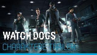 Watch_Dogs - Charaktere Trailer [DE] thumbnail