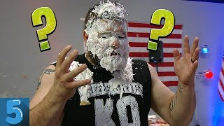 5 Funniest Food Fights In WWE History