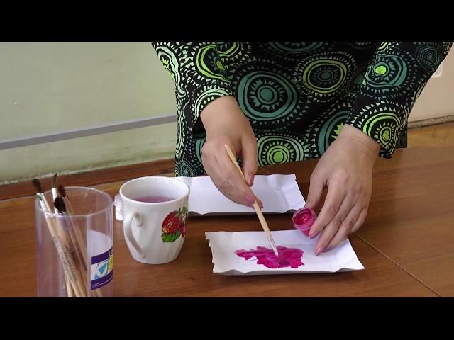 3 клас. Урок малювання. Сучасні техніки образотворчого мистецтва.