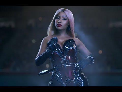Nicki Minaj - Swish Swish (OFFICIAL NICKI PART)