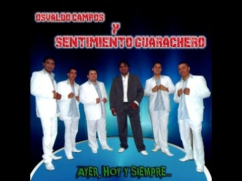 SENTIMIENTO GUARACHERO 2013 Necesito de ti