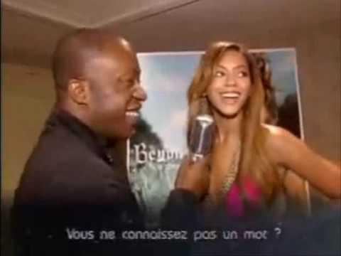 Beyonce Speaking Haitian Creole, Sak Pase?