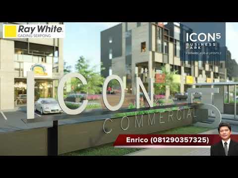 ICON 5 BUSINESS PARK BSD CITY, TANGERANG, BANTEN