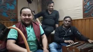 यो रुमाली live surbhi studio #music , chandan #recordist , sagar studio