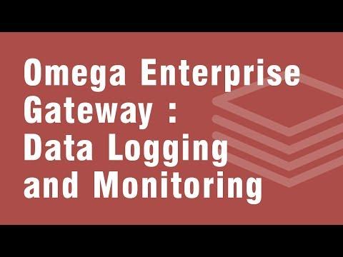 Omega Data Logging & Monitoring Software (OEG) w/ OPC UA/DA