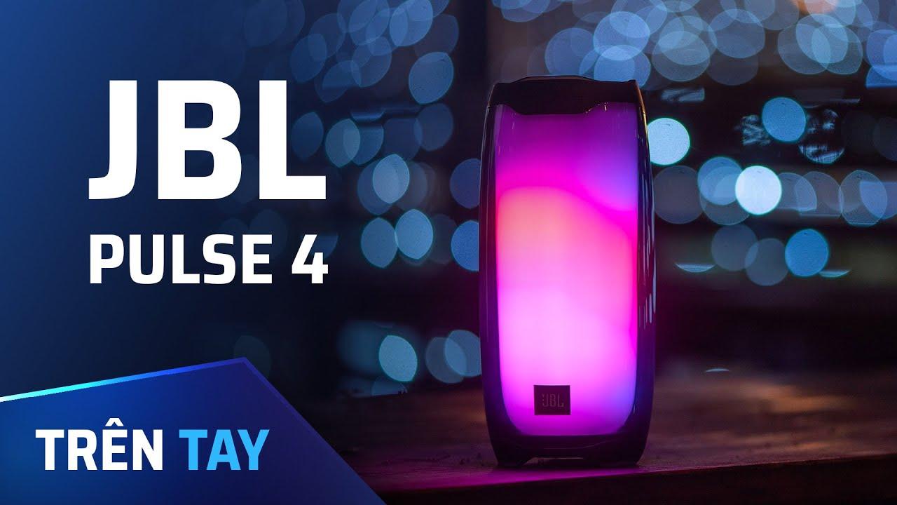 JBL Pulse 4 - Loa ánh sáng tuyệt đẹp!