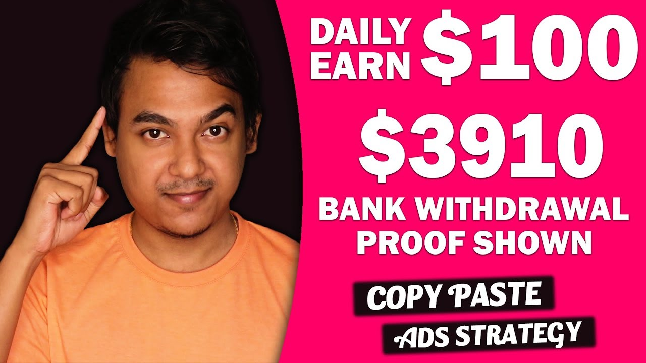 Secret Trick Copy Paste Ads Method To Make Money Online    No Investment Work From Home    #1