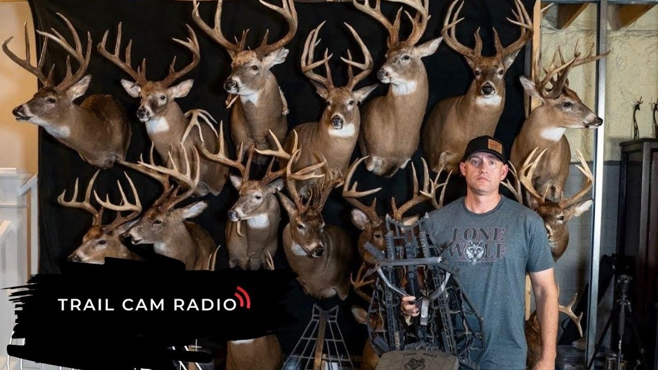 How To Hunt Whitetails in October, Hunting the Moon, And Using Ebikes with Justin Hollandsworth