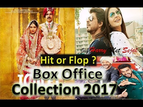Box Office Collection Of Toilet Ek Prem Katha, Jab Harry Met Sejal and Mubarakan 2017