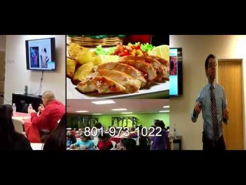 Cena Taller Abril 16 del 2015 a las 6:30 PM, el mejor quiropractico, West Valley City 6:30 PM