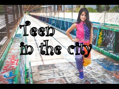 Becky G- Teen in the city