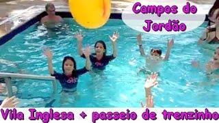 VIAGEM PARA CAMPOS DO JORDÃO - HOTEL VILA INGLESA + PASSEIO DE TRENZINHO - FÉRIAS PARTE 1 thumbnail