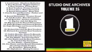 Studio One Archives - Volume 25